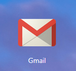 "Gmail logo in ""Missing Your Email"" on http://alewebsocial.com"
