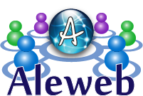 Aleweb Social Marketing logo