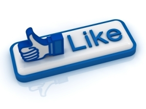 "Creating ""like"" buttons allows people to easily connect to an author or book page from anywhere on the Internet."