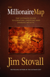 Front Cover_Millionaire Map_Jim Stovall