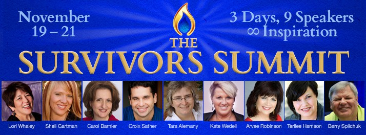 The Survivors Summit - speaker line-up