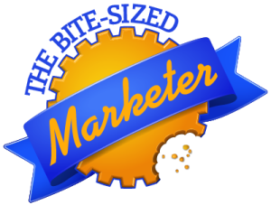 The Bite Sized Marketer logo