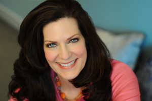 Susan Steinbrecher head shot media, author of Heart-Centered Leadership